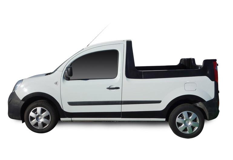 Nouveau Kangoo Pick Up Kolle Constructeur