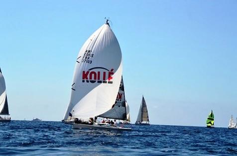 Kollé gagne le challenge Interclub 2016 dans les eaux de Saint-Tropez